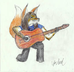 Guitar FTW by yonifrostclaw
