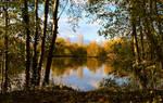 A l'etang/at the pond by DavidMnr
