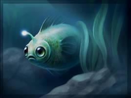 Fish by MoaWallin