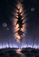Stargazers by MoaWallin