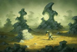 Hide and seek by MoaWallin