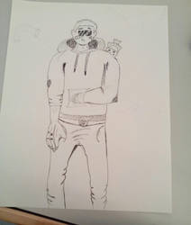 Sketch by crazycool124