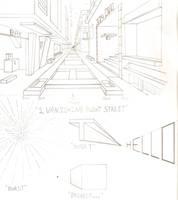Perspective Tutorial: 1VP 13 by GriswaldTerrastone