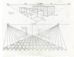Perspective Tutorial: 2VP 9 by GriswaldTerrastone