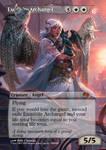 Exquisite Archangel - Proxy MTG by kyxku