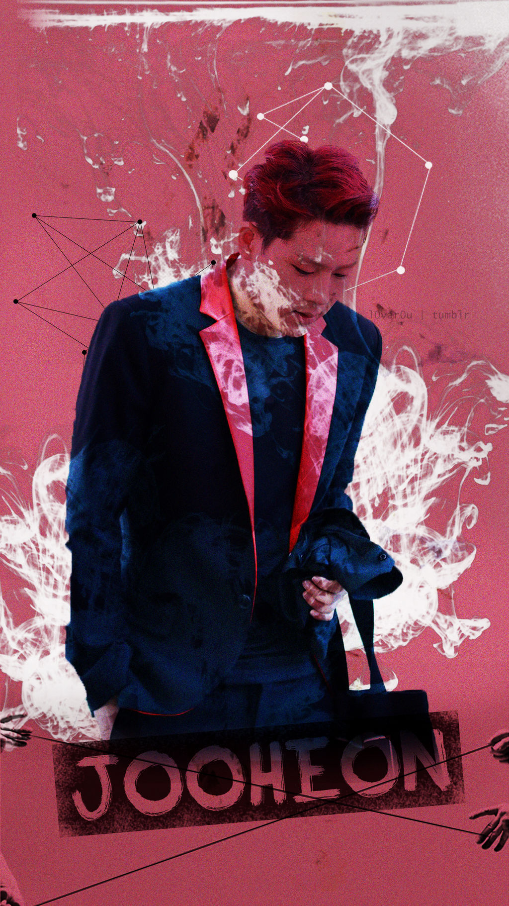 Jooheon Monsta X Wallpaper By Leireinparadise On Deviantart