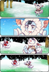 [BagBeans] DTA Fresh Snow entry by CalimonGraal