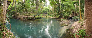 Ban Tha Chang Spring Panorama 1 by tawunap159