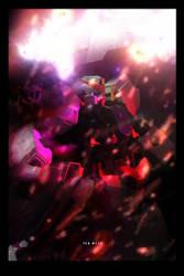 Gundam Virtue : Trans-AM by YanMeyr