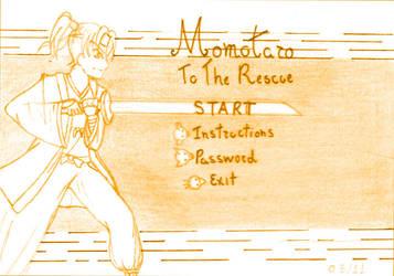 365MD(V3) - Momotaro to the rescue(Huevember) by 453679