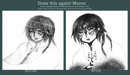 Draw This Again - Prince by BlueSaved