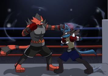 Devv vs Fu  by Devvcario