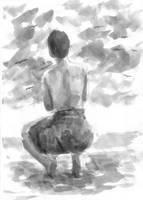 A Childhood Memory by littleguineapig