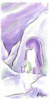 Penguin no Renai Chikara by littleguineapig