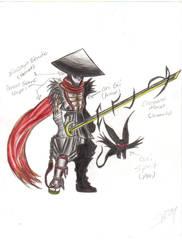 AQ Worlds Armour: Oni Gii by Fijeta