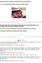 Weird Part 5 Continued/Weird part 6 by omitagintaro