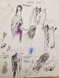 sketch dump by NikaGhost