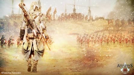 Assassin's Creed III - Opponents by SimoneFerraroGD