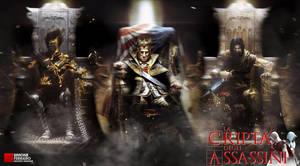 Persia's Creed: The Three Thrones by SimoneFerraroGD