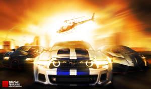 Need for Speed Artwork by SimoneFerraroGD