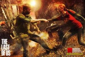 Save me - The Last of Us by SimoneFerraroGD