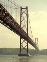 25th of April Bridge by Ritolina