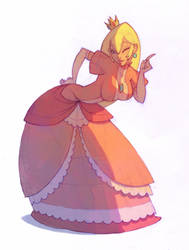 Peach by NathanDupouy