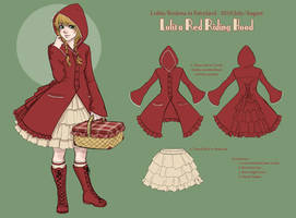 Contest - Red Riding Hood by rheill