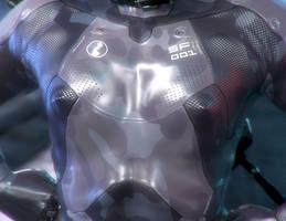 Custom Elastic Armor by Rivaliant