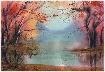 autumn tale by kosharik69