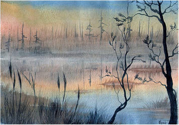 Swamp by kosharik69