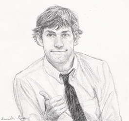 Jim Halpert by K1D6R4Y