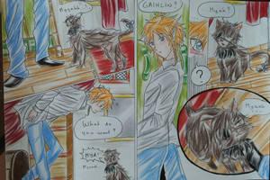 Nyaihlin's Cat Life (1/2) by Edelia-Rebeis
