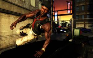 Left 4 Dead Louis In GTA by SanPie