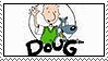 Old School Set: Doug Stamp by ViciousCherry