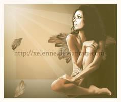 Fallen Angel by Xelenne