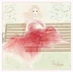 Single in spring by Xelenne