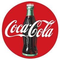 Coca cola logo by brandonashalintubbi