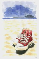 All Star en la playa by RitaAlmas