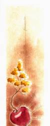 Arbol con manzana by RitaAlmas