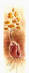 Arbol corazon by RitaAlmas