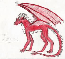 LitD Revamp 1 - Tyranus by RavenArya
