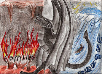 Coming Undone - finished by RavenArya