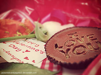 Reese's Peanut Butter Love 2 by OdieFarber