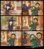 Breaking Dawn: Renesmee's first Halloween by OdieFarber