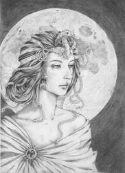 Gorgona by Doringota