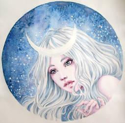 Luna by Doringota