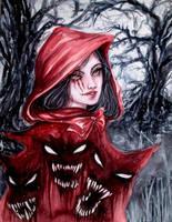 Red Riding Hood 2 by Doringota