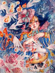 Hallucinations by Doringota
