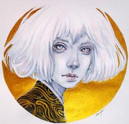 Golden Child by Doringota